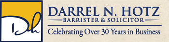 Darrel Hotz Law Offices