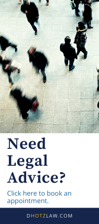 D Hotz Law - Need-Legal-Advice-Banner